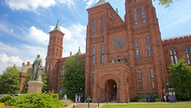 Smithsonian Castle - Washington