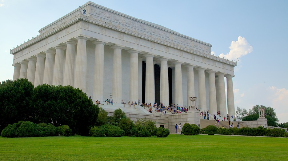 Lincoln Memorial In Washington District Of Columbia Expedia