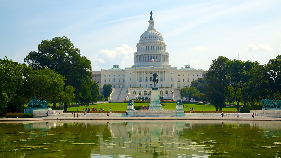 Capitola (CA) United States  City new picture : United States Capitol in Washington, District of Columbia | Expedia.ca