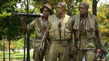 Vietnam Veterans Memorial - Washington