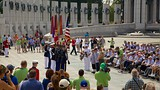 Showing item 7 of 38. National World War II Memorial - Tourism Media