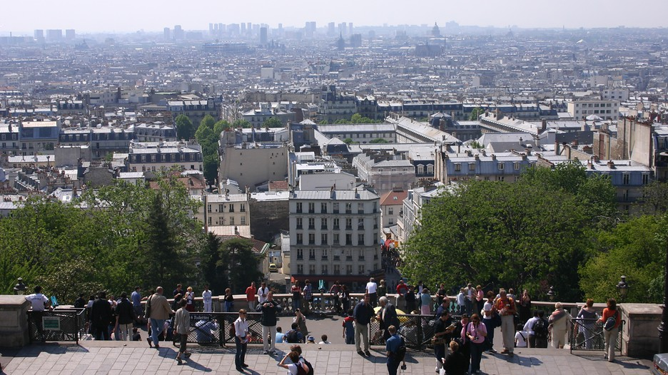 Vacanze a montmartre viaggio a montmartre con for Hotel modigliani parigi