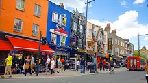 Camden Town - London (og omegn)