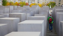 Holocaust Memorial - Berlino