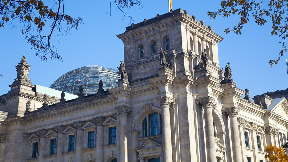 Reichstag Building in Berlin, | Expedia