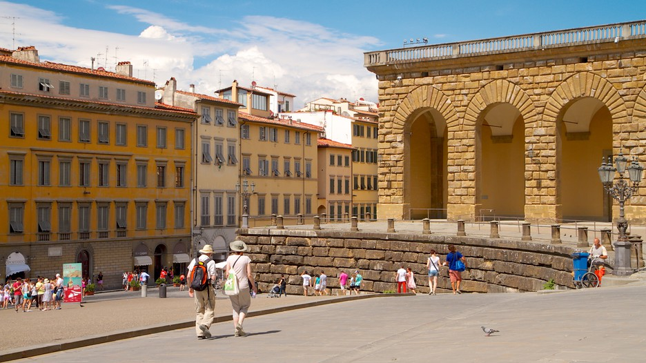 Pitti palace in florence expedia for Palazzo pitti