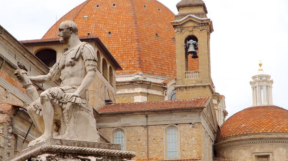 Vino e Basilica di San Lorenzo:il mondo dell enoteca incontra quello dell arte