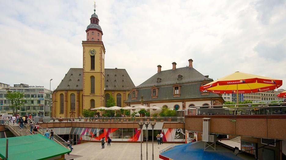 Hauptwache Frankfurt Gesperrt