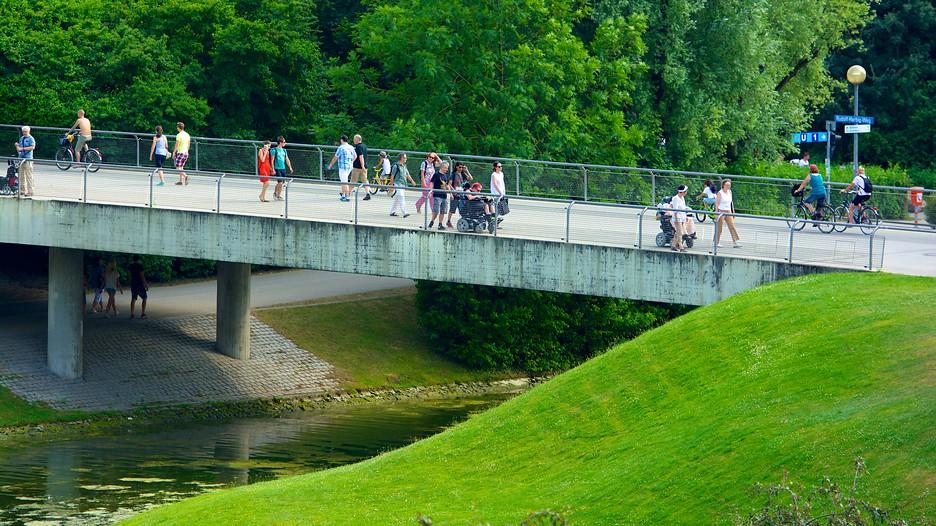 Olympic Park Munich Olympic Park Munich