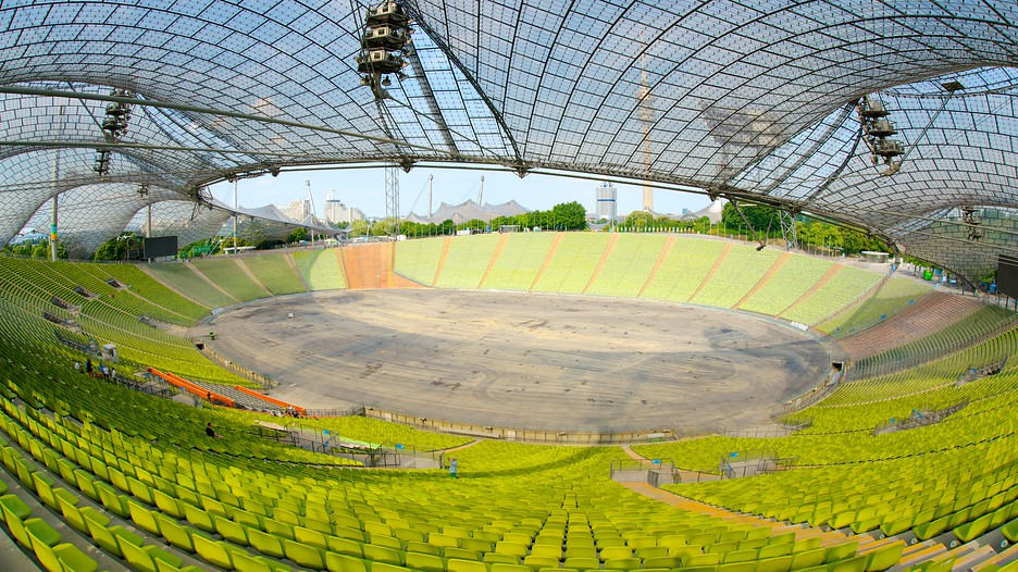 Olympic Stadium In Munich Expedia