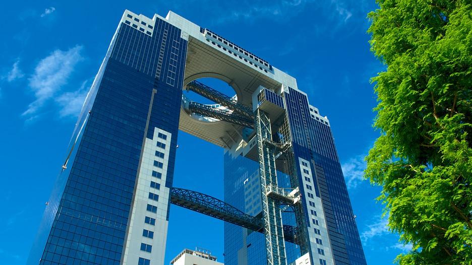 Umeda Sky Building - Osaka, Attraction  Expedia.com.au