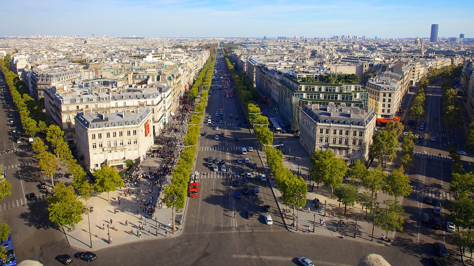 Champs elysees vacations 2017 package save up to 603 expedia - H m les champs elysees ...
