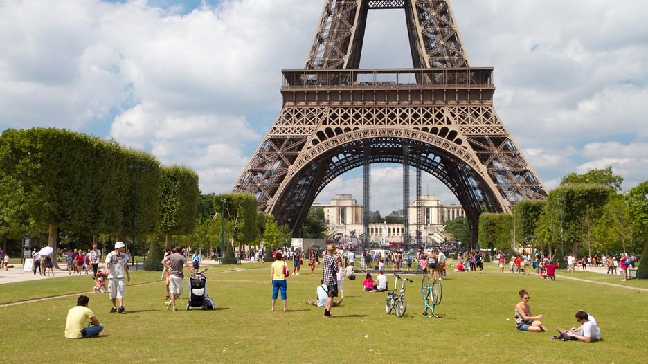 Eiffeltårnet-Paris | Expedia.no