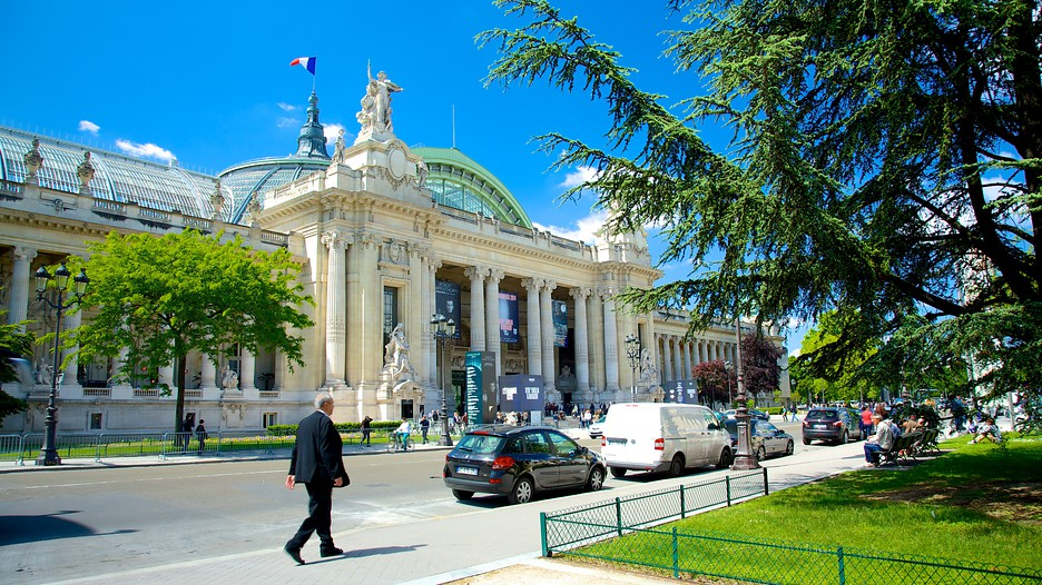 Grand palais in paris - Exposition paris grand palais ...