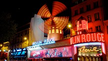 Moulin Rouge - Paris (med omnejd)