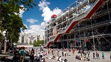 Museum Georges Pompidou - Paris - Tourism Media