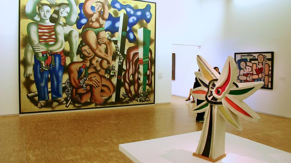 Museum georges pompidou paris attraction for Art minimal centre pompidou