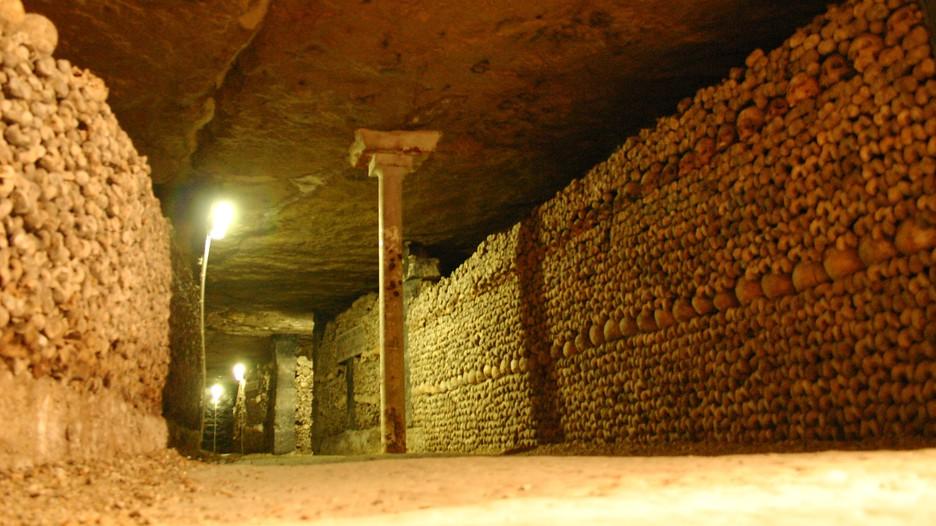Paris Catacombs Paris Attraction Expedia Com Au