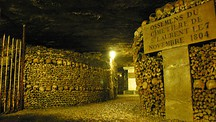 Paris Catacombs - Paris