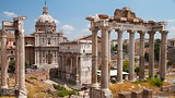 Showing item 15 of 53. Roman Forum - Rome - Tourism Media