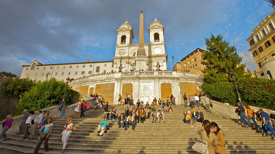 Hotels Close To The Spanish Steps In Rome