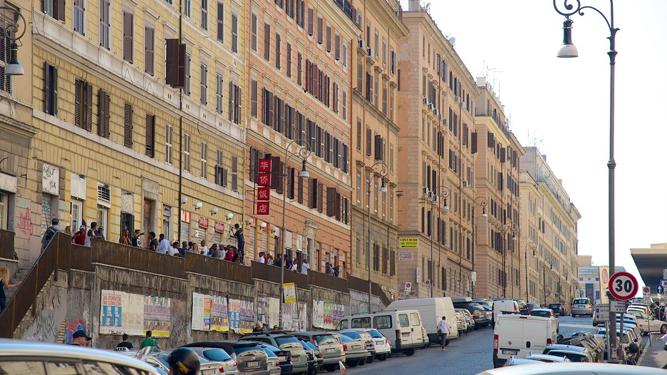 Hotels Next To Termini Station Rome