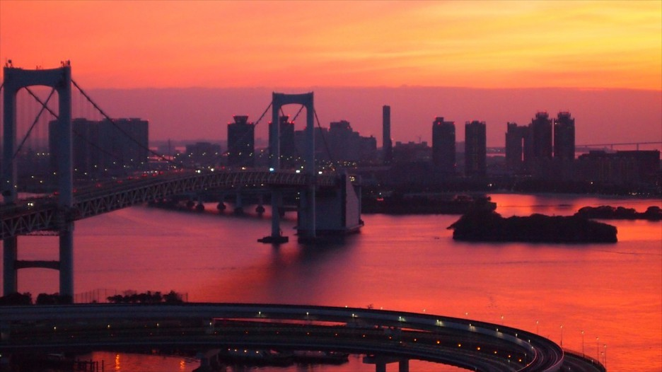 Rainbow Bridge in Tokyo, | Expedia