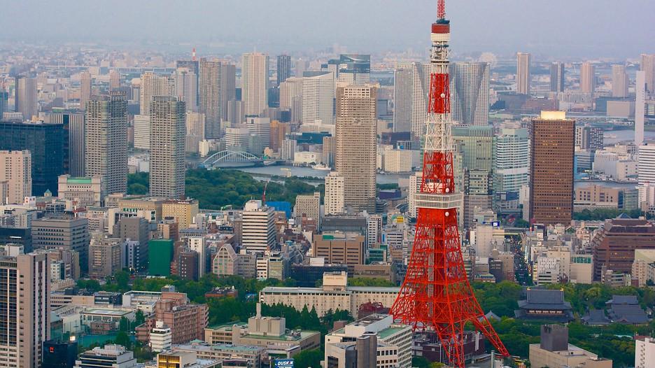 Tokyo Tower In Tokyo Expedia