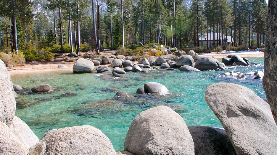 Sand Harbor In Incline Village Nevada Expedia