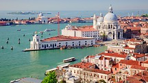 Basilica of St Mary of Health - Venice