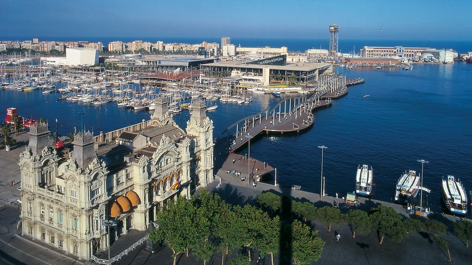 travelguides europe spain barcelona