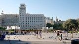 Showing item 24 of 25. Placa de Catalunya - Barcelona - Tourism Media