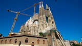 Showing item 4 of 25. Sagrada Familia - Barcelona - Tourism Media