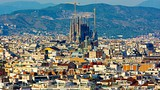 Showing item 21 of 25. Sagrada Familia - Barcelona - Tourism Media