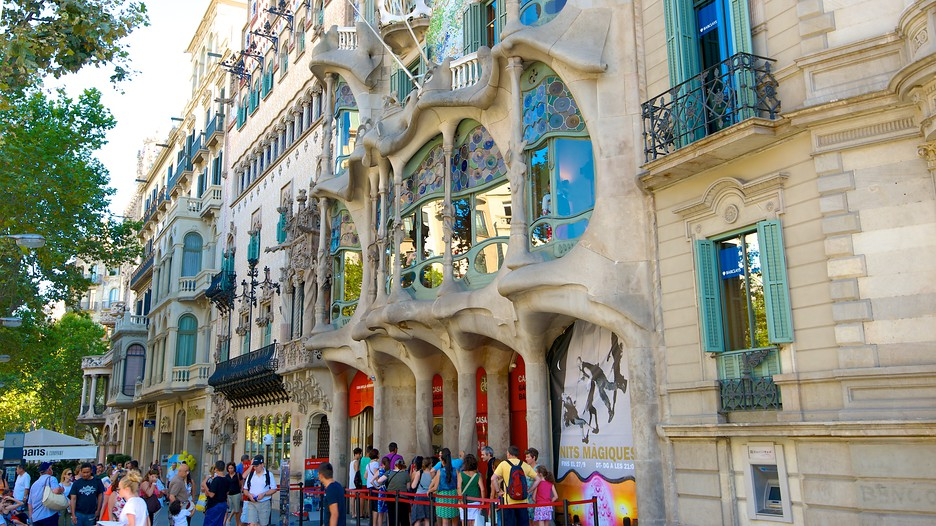 Flug Hotel Barcelona