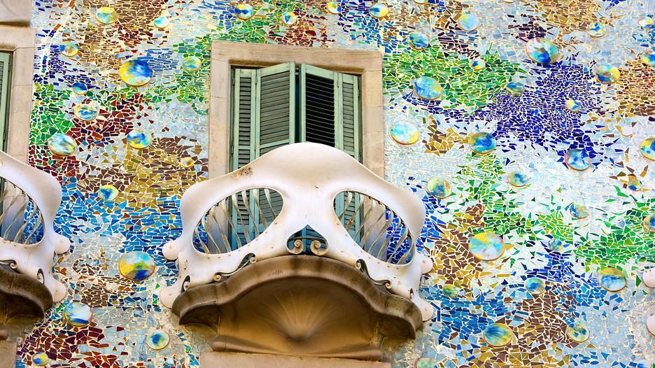 Casa batllo barcelona tourism media