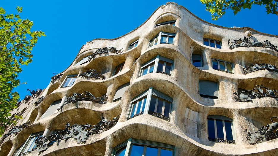 Casa Mila in Barcelona, | Expedia
