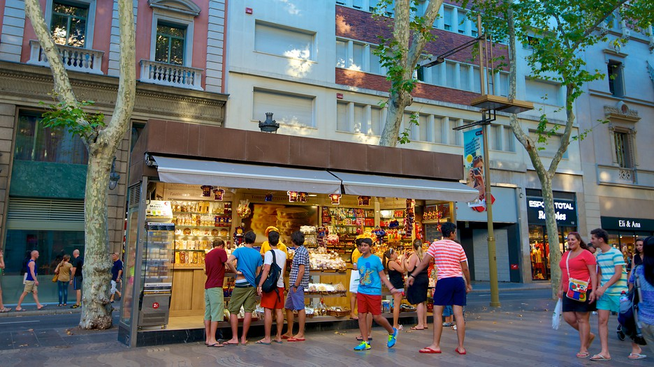 Barcelona Hotels Close To Las Ramblas