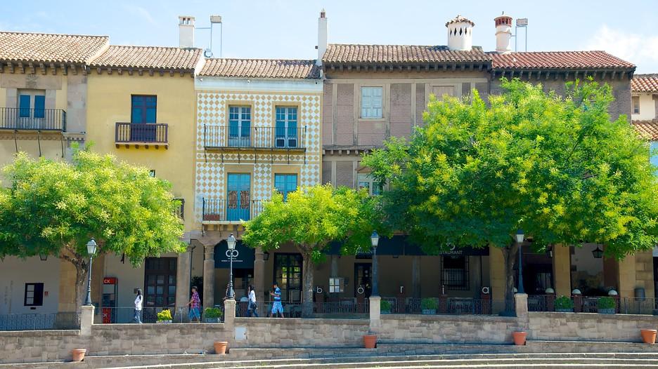 Restaurants Pas Chers  Ef Bf Bd Montjuic Barcelone
