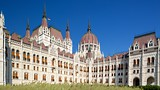 Parliament Building - Budapest - Tourism Media