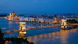 Szechenyi Chain Bridge (Szechenyi Lanchid) - Budapest (en omgeving) - Tourism Media