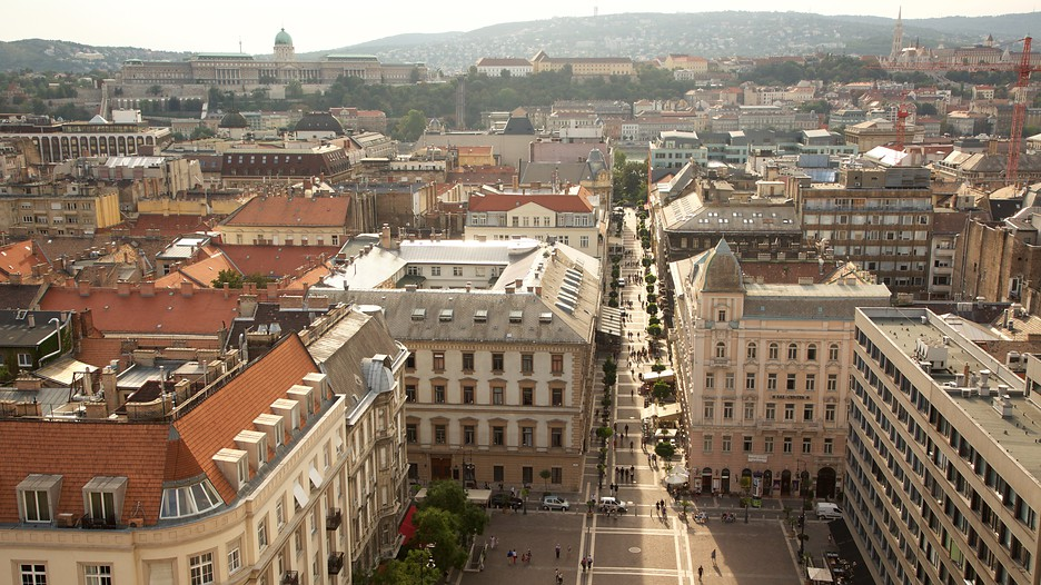 bra hotell budapest