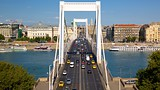 Elisabeth Bridge - Budapest - Tourism Media