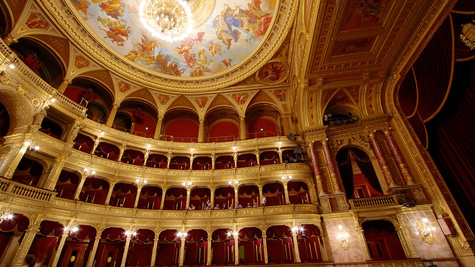 Hungarian State Opera House In Budapest Expedia