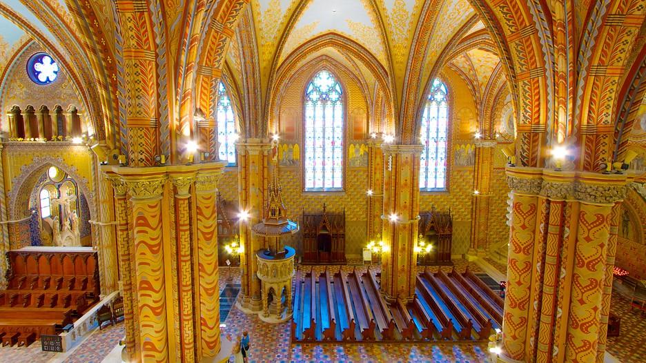 Matthias Church In Budapest Expedia