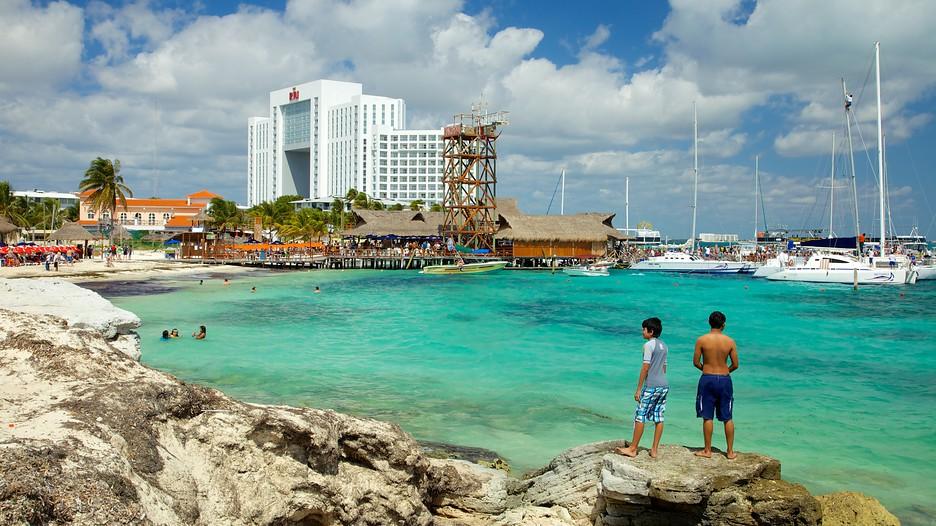 Resultado de imagen para playa tortuga cancun