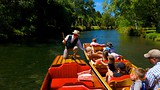 Punting on the Avon - New Zealand - Tourism Media