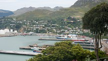 Lyttelton Harbour - Christchurch