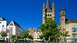 Great St. Martin Church - Cologne - Tourism Media