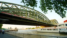Hohenzollern Bridge - Cologne